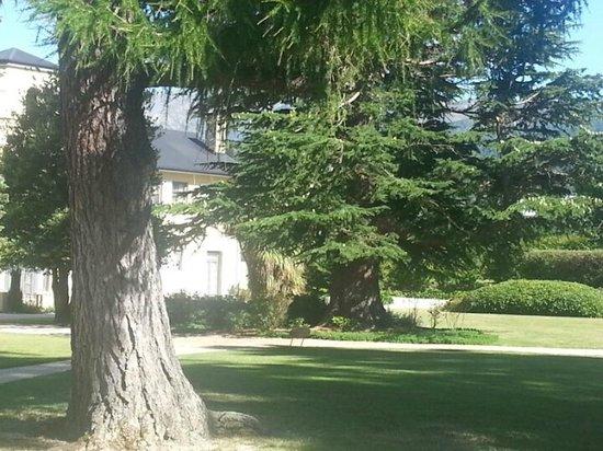 Heritage Hanmer Springs: Park