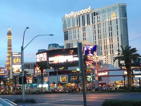 Planet Hollywood Resort & Casino:                   planet Hollywood
