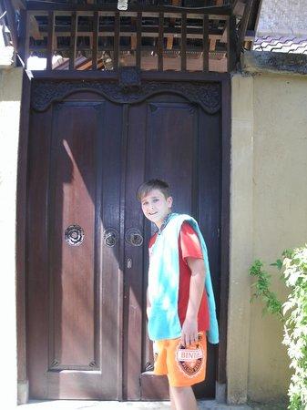 วิลล่า โคโค่:                   our bungalow