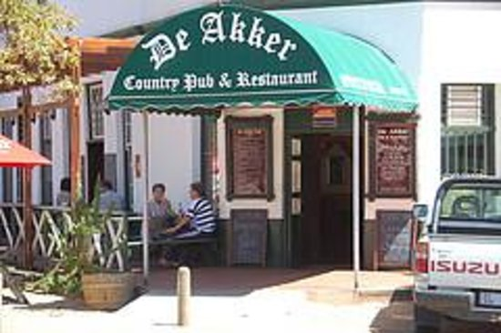 De Akker Pub and Restaurant