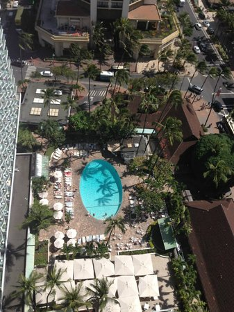 Sheraton Princess Kaiulani: Pool