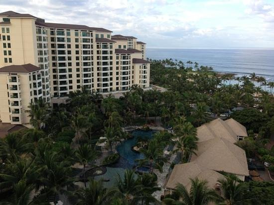 Marriott Ko Olina Beach Club:                                     view from room