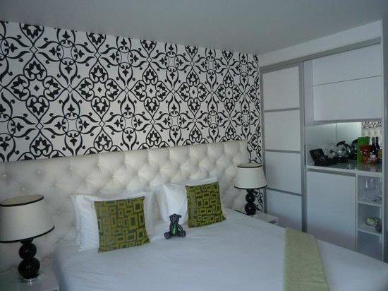 ريجنت أوف روتوروا بوتيك هوتل آند سبا:                   bedroom                 