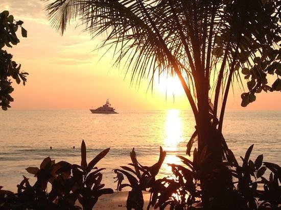 Tulemar Bungalows & Villas:                                     Tulemar beach