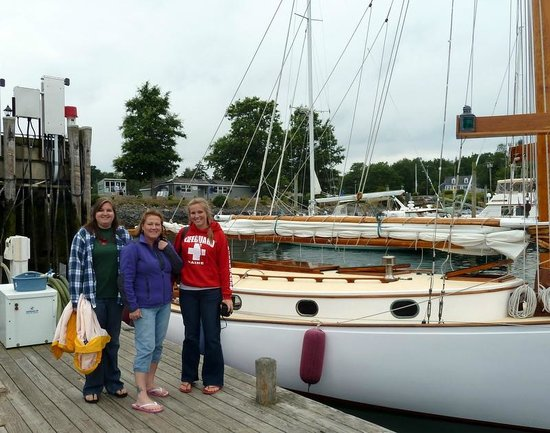 Sail Acadia: Ready for the cruise