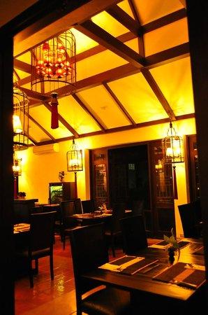 Bodhi Serene Hotel: Restaurant