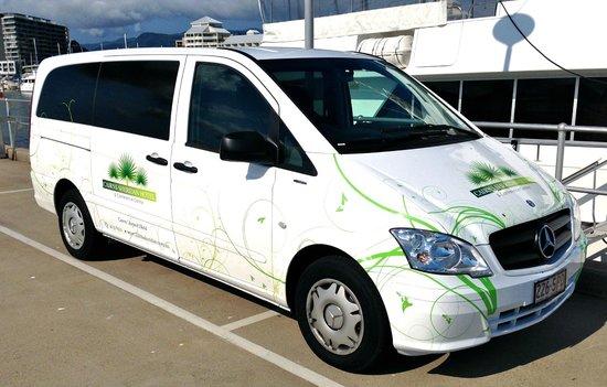 Cairns Sheridan Hotel: Sheridan Courtesy Vehicle