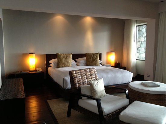 Abaca Boutique Resort: Our room