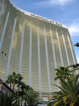 Mandalay Bay Resort & Casino:                   A great holiday