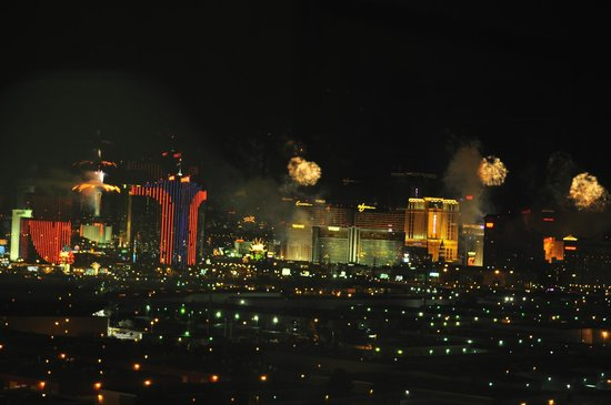 Window View - The Orleans Hotel & Casino: 12
