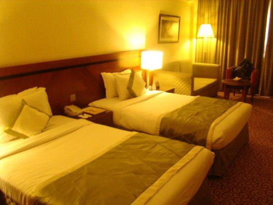 Ramee Royal Hotel:                                     Room