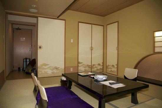 Sounkyo Kanko Hotel: Room
