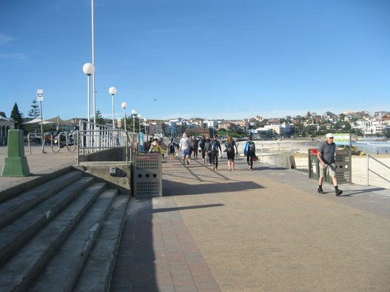 bondi beach boardwalk
