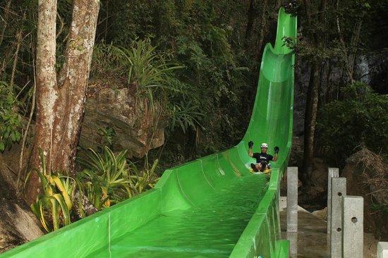 Waterslide Picture Of Outdoor Adventure By Vallarta
