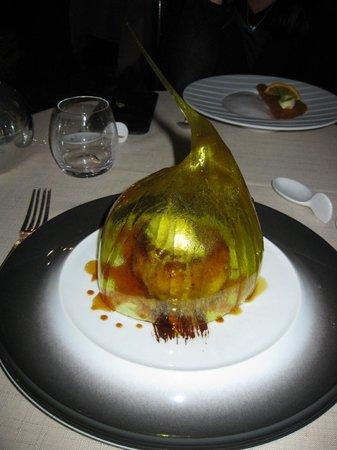 Hostellerie Le Castellas :                                     Degustation Dinner: Desert !