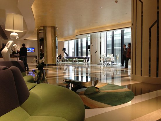 Rosedale Hotel Kowloon: Lobby