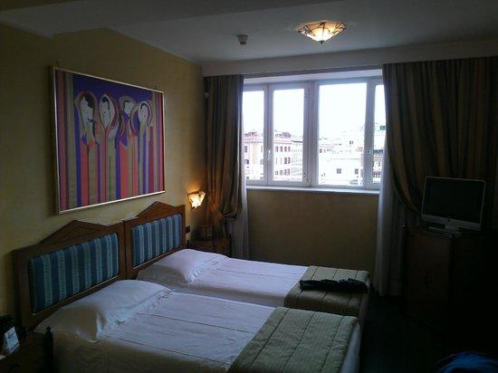 Best Western Hotel Artdeco:                   standard twin
