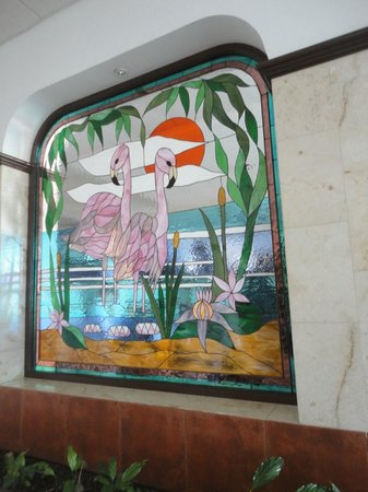 Flamingo Cancun Resort:                                                       Lobby