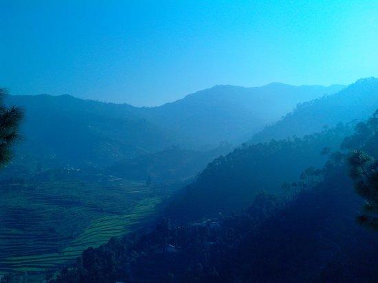 Club Mahindra Binsar Valley:                   view from manipur Villa