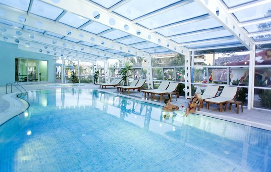 Lilyum Hotel & Spa: Indoor Pool