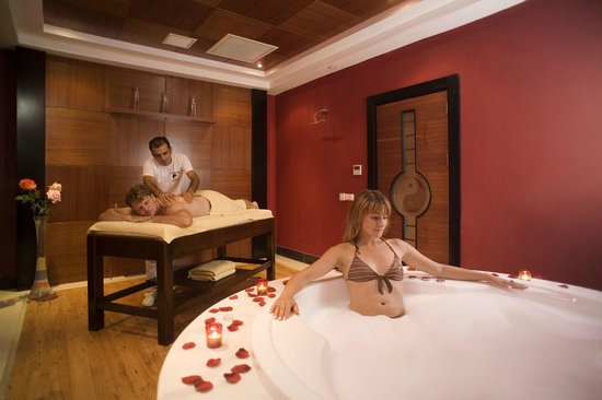 Lilyum Hotel & Spa: Spa & Wellness