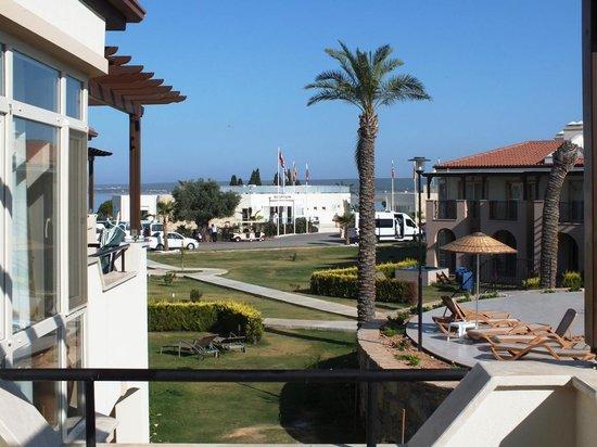 Apollonium Spa & Beach:                                                       Beautiful sunshine and the sea