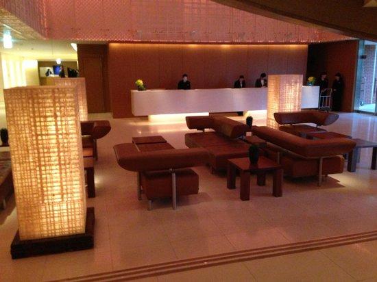 โรงแรมไฮแอท รีเจนซี เกียวโต:                                     Lobby