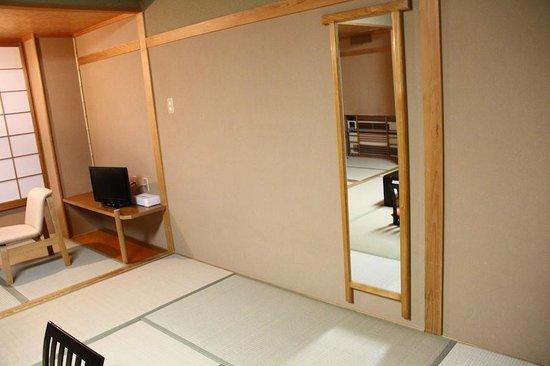 Komagatake Grand Hotel:                   room