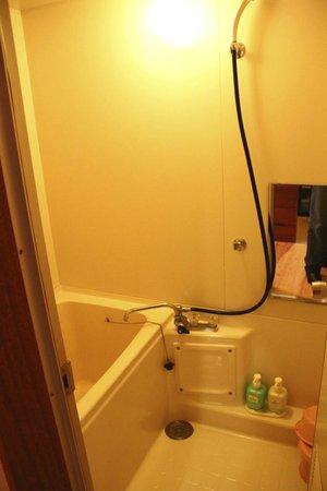 Komagatake Grand Hotel:                   bathroom