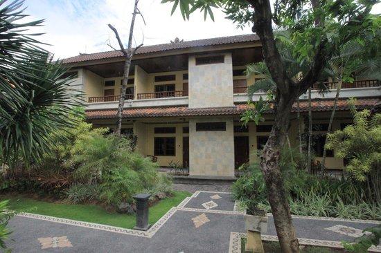 Sandat Hotel Legian:                                                       Standard Room Building