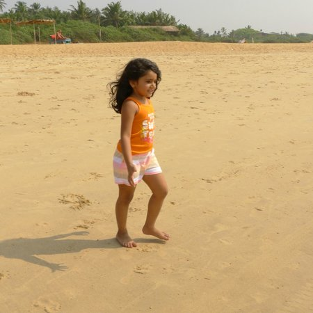 Aashyana Lakhanpal:                                     beach outside