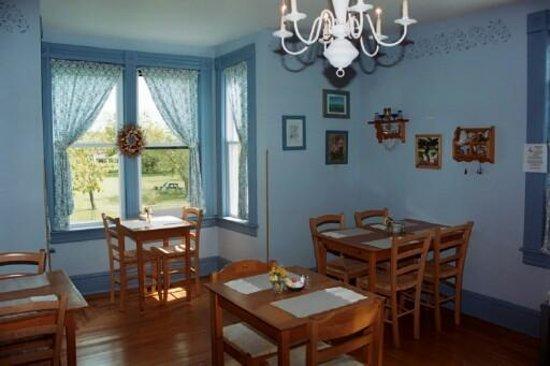 Blue Winds Tea Room Foto