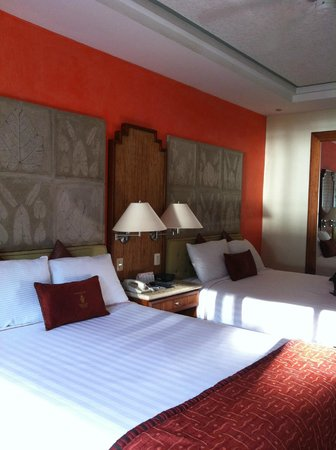 Hotel Tamarindo Diria:                   Sunset view room