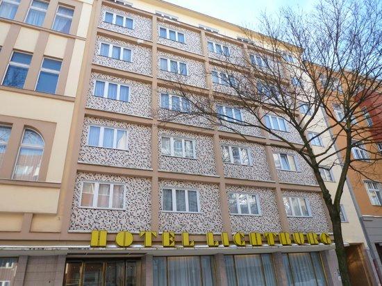 Novum Hotel Lichtburg am Kurfuerstendamm:                   hotel