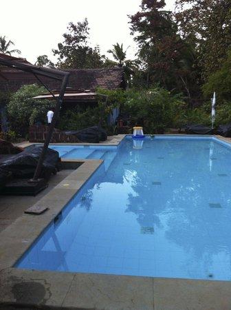 Casa Susegad:                   Pool