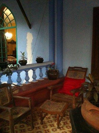 Casa Susegad:                   Front verandah
