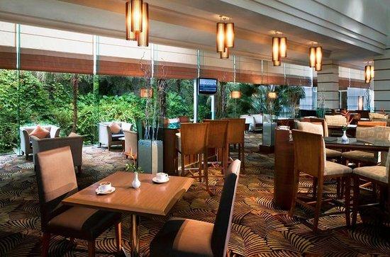 Sama-Sama Hotel KL International Airport: Palmz Lounge