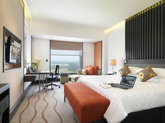 Sama-Sama Hotel KL International Airport: Deluxe Room King