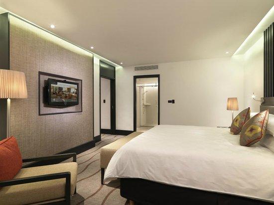 Sama-Sama Hotel KL International Airport: Deluxe Suite King