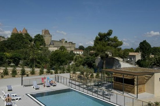 Mercure carcassonne porte de la cite france hotel for Hotels carcassonne