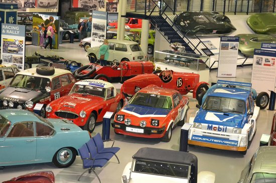 General View Picture Of British Motor Museum Gaydon
