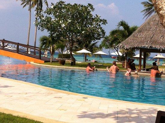 Phi Phi Island Village Beach Resort:                   The pool