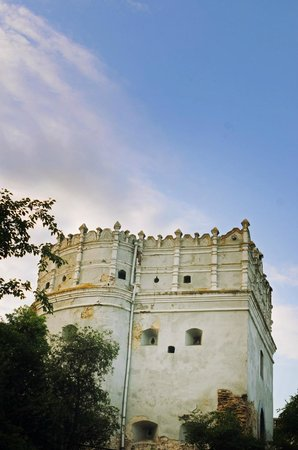 Ucraina:                                     Lutsk Tower