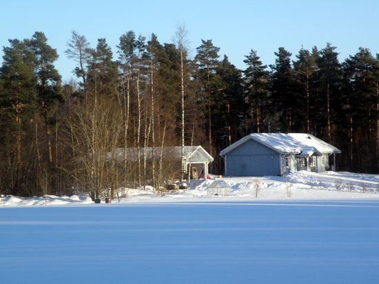 Holiday Centre Haapasaari:                   surrounded by nature