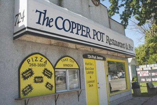 Foto de Copper Pot Restaurant