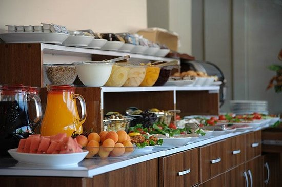 Asmali Hotel: Breakfast