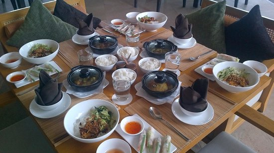 Mia Resort Mui Ne:                   Cooking class results