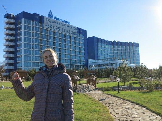 Aquamarine Apartments & Hotel :                   3