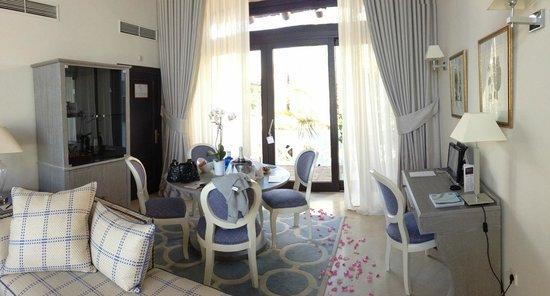 Marbella Club Hotel :                   Beautiful rooms