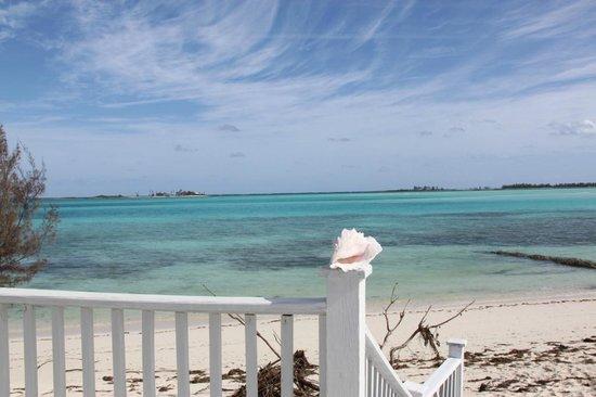 Treasure Cay Beach, Marina & Golf Resort:                   Green Turtle Cay beach